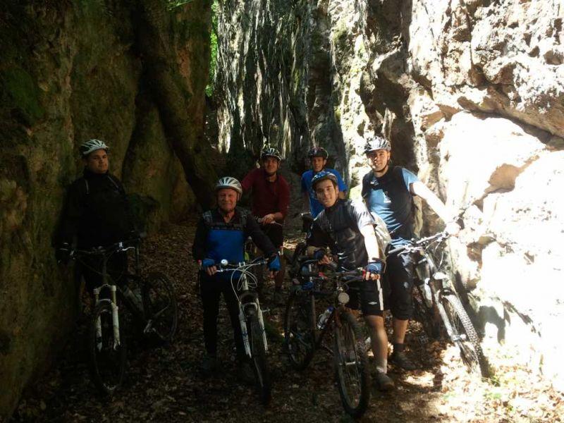 Tour alla Oberflockenbach