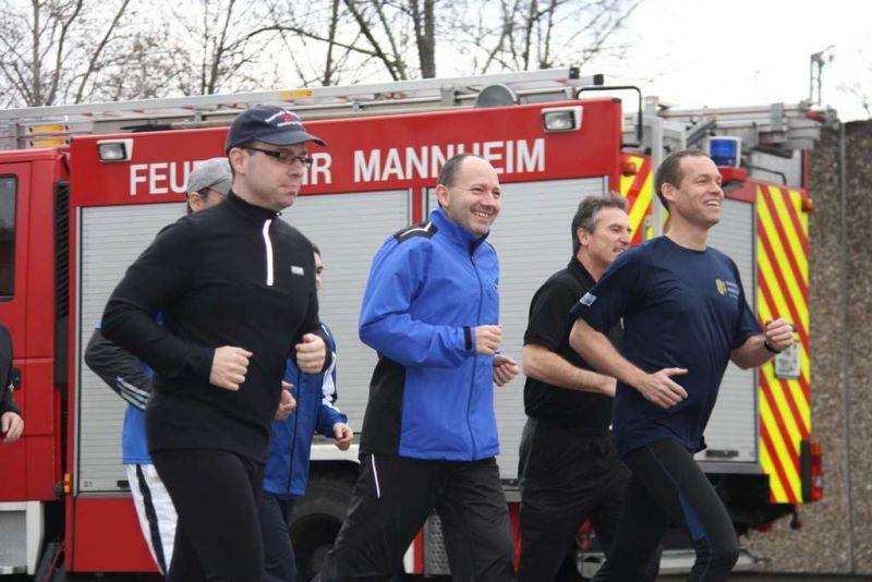 Feuerwehrmarathon Mannheim