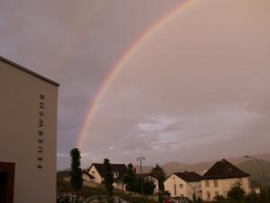 Regenbogen Oberflockenbach