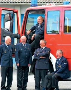 Alterskameraden der Feuerwehr Weinheim