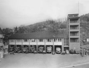 Gerätehaus Grundelbachstraße