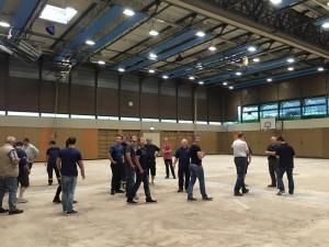 Objeltbegehung_Kreissporthalle