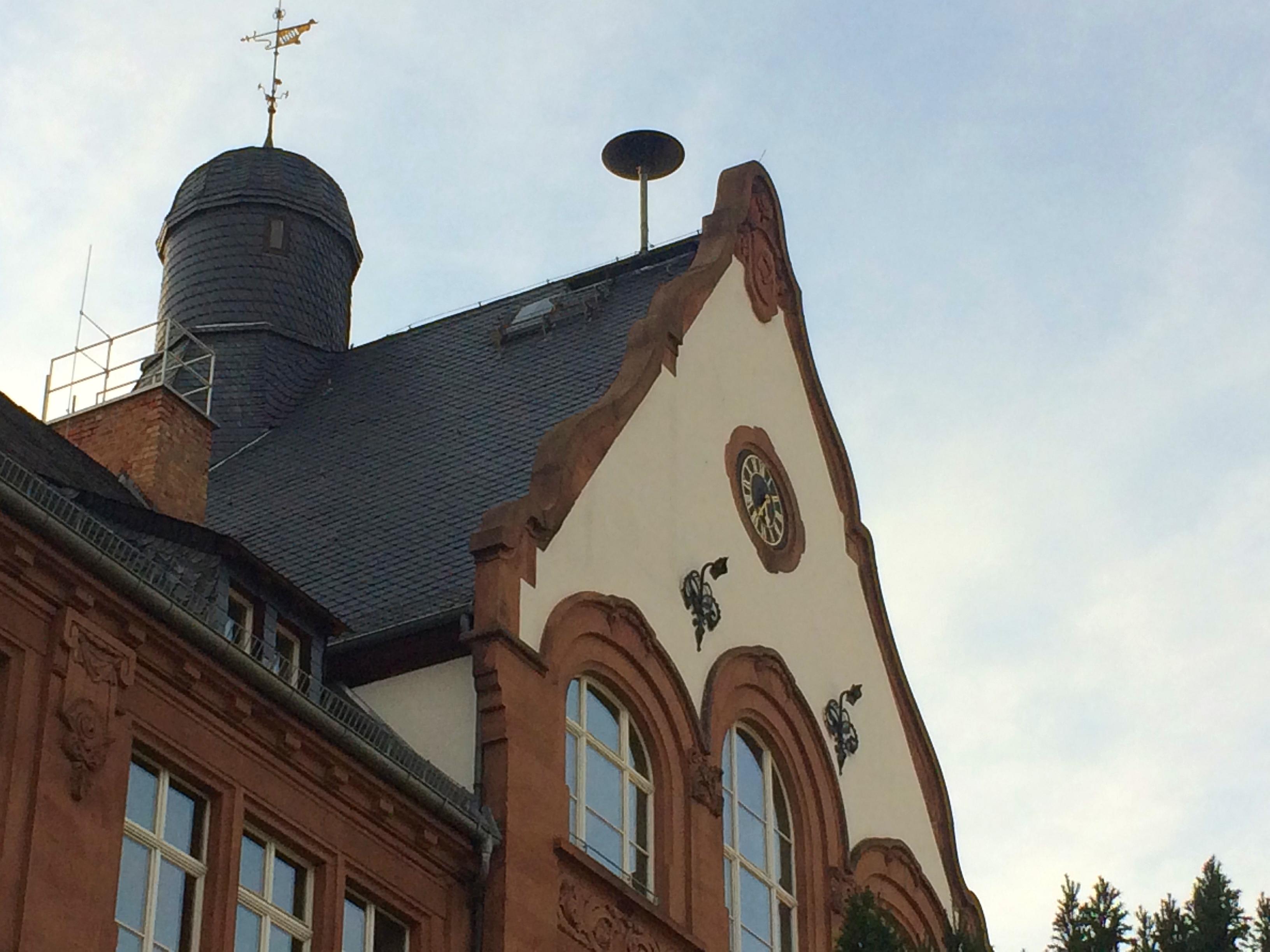Sirene Heisenberg Gymnasium